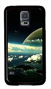 Stellar Islands PC Case Back Cover for Samsung Galaxy S5 Black