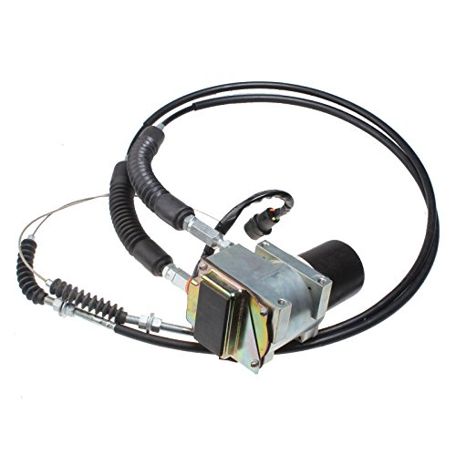 Holdwell Throttle Motor Double Cable 4I-5496 for CAT 320 330 Excavator Stepping Motor 4I5496