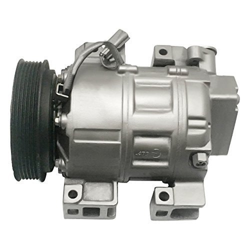 RYC Remanufactured AC Compressor and A/C Clutch FG664 (Does Not Fit Hybrid - Altima Compressor