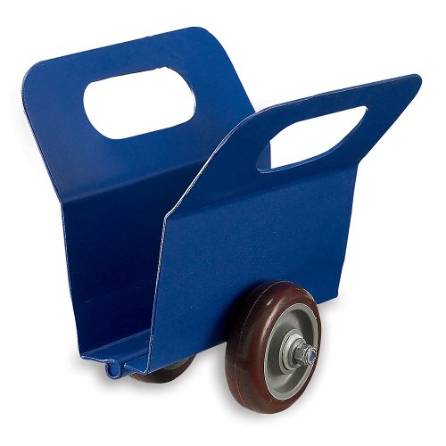 Vestil PLDL-LD-2 Lightweight Door and Panel Dolly with Poly on Poly Wheel