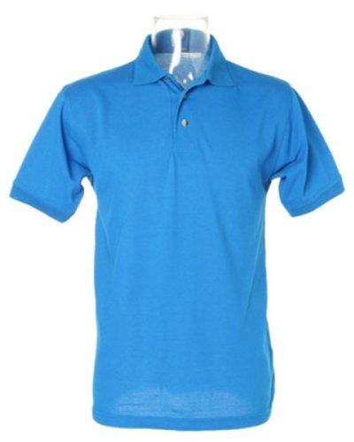 Azul Kustom Piqué Kit Chaqueta Workwear Polo Eléctrico De wrwFaqY