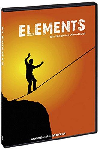 Elements:Ein Slackline Abenteuer [Import allemand]