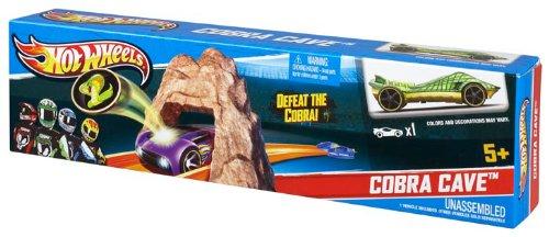 Hot Wheels Cobra Cave Trackset Mattel X9275