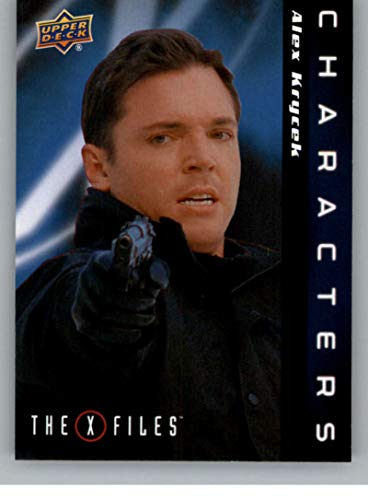 Used, 2019 Upper Deck X-Files UFOs and Aliens Characters for sale  Delivered anywhere in USA