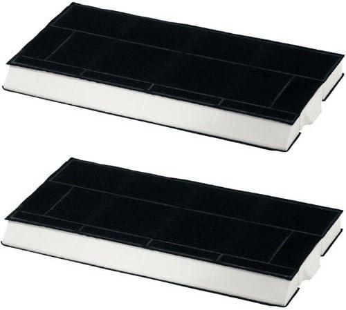 2 pieza filtro de carbón activo para Siemens LZ45501, lz45500 para LI46630, LI48932: Amazon.es: Hogar