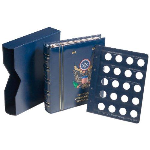 Leuchtturm Album Numismatique VISTA, pour US-Quarter LIGHTHOUSE STATEHOOD - 313023