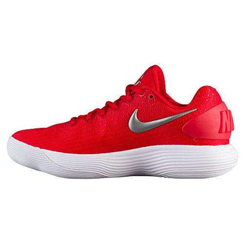 Nike Wmns Hyperdunk 2017 Basso Tb Donna 897812-601 Rosso