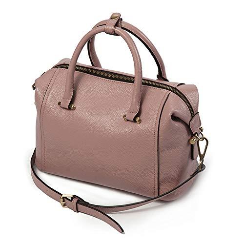 Rojo Pillow Bag American Bag 2018 European 1 Shoulder And Leather hlh Fashion Handbags Diagonal zwq4RYO