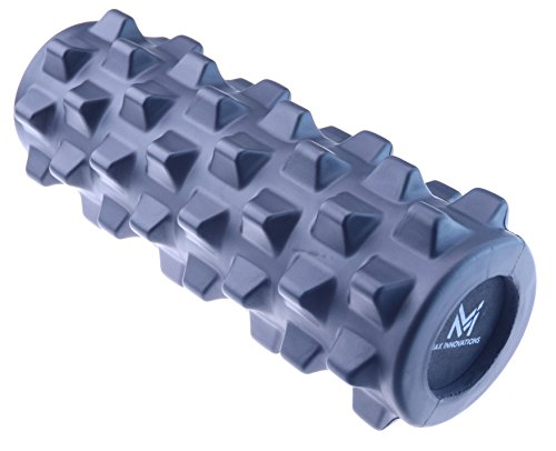 Max Innovations - Textured Muscle Foam Roller, Decrease Pain, Increase Movement, Increase Fitness