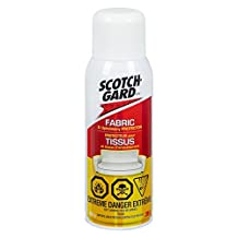 Scotchgard Fabric and Upholstery Protector, 283G