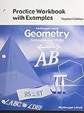 Geometry, MCDOUGAL LITTEL, 0618140492