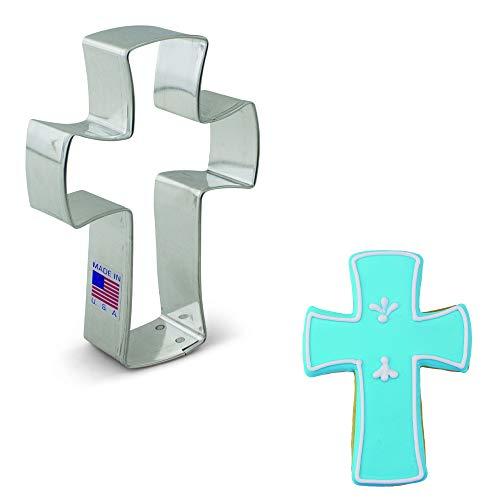 Cross Cookie Cutters (Ann Clark Cookie Cutters Holy Cross Cookie Cutter,)