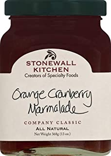 product image for Stonewall Kitchen Orange Cranberry Marmalade, 13 Ounce