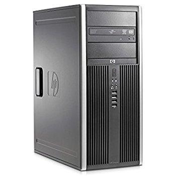 HP Compaq Desktop Computer 2.6 GHz Core 2 Quad PC, 8GB, 80GB HDD, Windows 10 Home 64 bits(Certified Refurbished)