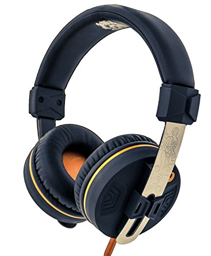 Orange 'O' Edition On-Ear Closed-Back (Orange Dj Headphones)
