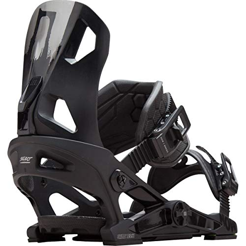 NOW Select Pro Snowboard Binding Black, M ()