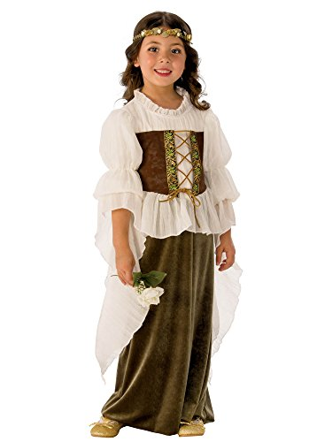 Rubie's Woodland Girl Child's Costume, Large ()
