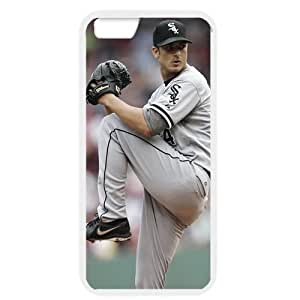MLB iPhone 6 White Chicago White Sox cell phone cases&Gift Holiday&Christmas Gifts NBGH6C9125708