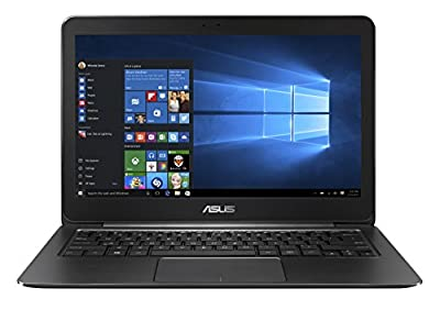 ASUS ZenBook UX305CA-DHM4T 13.3-Inch QHD+ Touchscreen Laptop, 6th Gen. Intel Core M, 8 GB RAM, 256 GB SSD