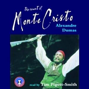 The Count of Monte Cristo [Abridged] Audiobook