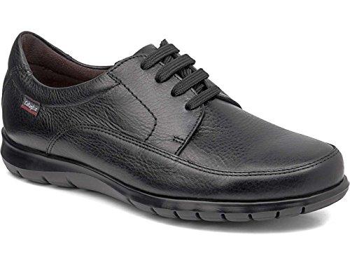 Hombre Callaghan Derby Sun Negro De Zapatos Para Cordones qf4Y7q