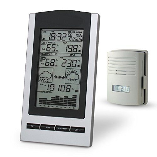 Blackshark Wireless Indoor & Outdoor Digital Weather Station
