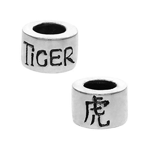 Sterling Silver Chinese Zodiac Bracelets