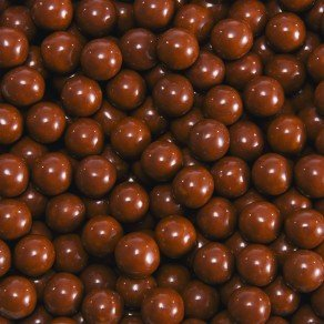 Sixlets Brown -1 Lbs ()