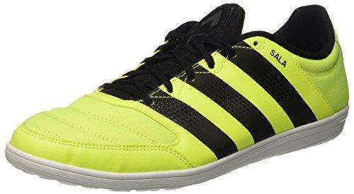 adidas Ace 16.4 Street, Botas de Fútbol para Hombre Amarillo (Amasol / Negbas / Hiemet)