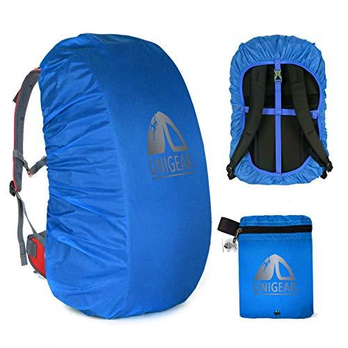 Unigear regenhoes voor rugzak, waterdicht, 10-70 liter, voor wandelen of kamperen