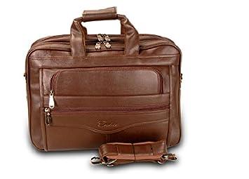 Easies FF 1014 25L Briefcase Laptop Bag  Brown  Laptop Messenger   Shoulder Bags