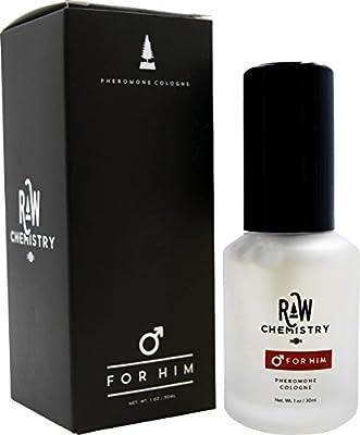 Pheromones For Men Pheromone Cologne [Attract Women] - Bold, Extra Strength Human Pheromones Formula by RawChemistry - 1 Fl Oz (Human Grade Pheromones to Attract Women)