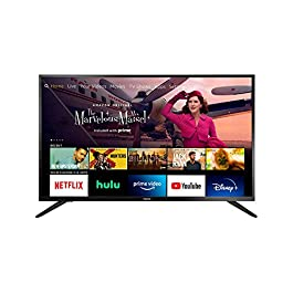 All-New Toshiba 32LF221U21 32-inch Smart HD 720p TV – Fire TV Edition, Released 2020
