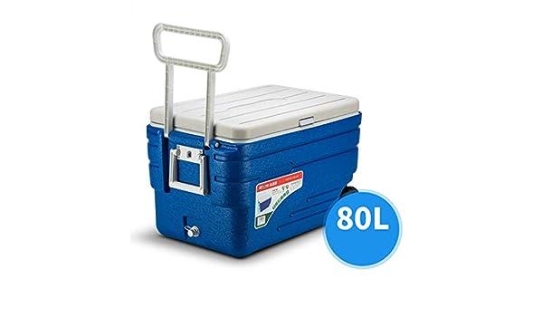 DEE Refrigerador-refrigerador para autos Caja de 84.5 cuartos ...