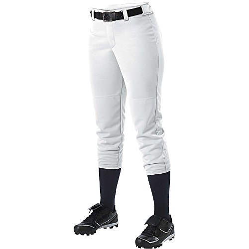 Alleson Athletic Women's Softball Pants with Belt Loops