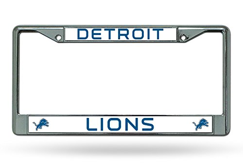 Detroit Lions License Plate Price Compare