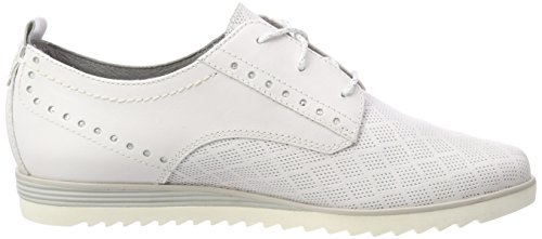 Blanc Natural Femme white Brogues 23740 Be Avpwxq6w