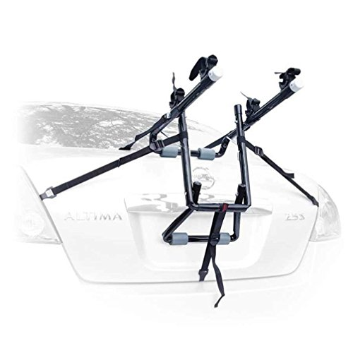 Allen Sports Deluxe 2-Bike Trunk Mount Rack (Car Bike Rack For Toyota Corolla compare prices)