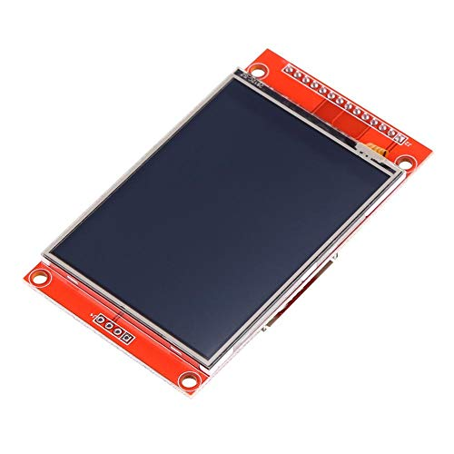 - 2.8 inch 240 x 320 SPI TFT LCD Serial Port Touch Panel Display Module 5V/3.3V