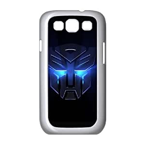 Samsung Galaxy S3 9300 Cell Phone Case White Autobots transformers JSK860064