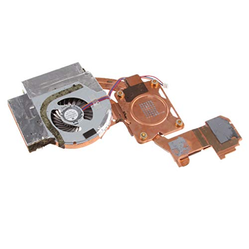 SM SunniMix PC CPU Cooling Fan with Heatsink for Lenovo Thinkpad T500 / W500 Series Laptop, Pack of 1 (Thinkpad Series T500)