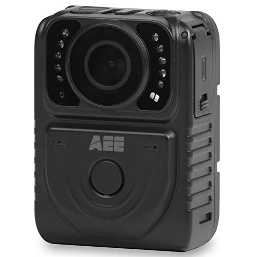 AEE Technology P60 Law Enforcement Police Body Camera (Black) by AEE Technology