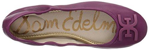 Sam Edelman Women's Florence Ballet Flat, Pink Mulberry Pink