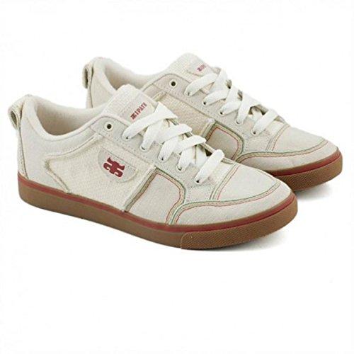 I-Path Skate Shoes -- Wharf-- Antique White