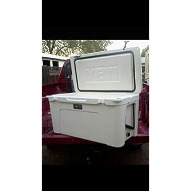 Yeti Tundra 75 Cooler (White) - YT75W