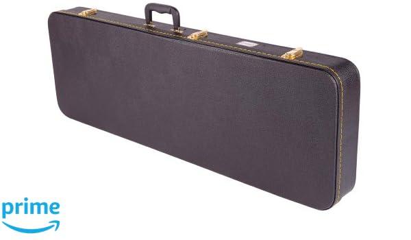 Kinsman CSG6 Standard - Estuche rígido para guitarras eléctricas: Amazon.es: Instrumentos musicales