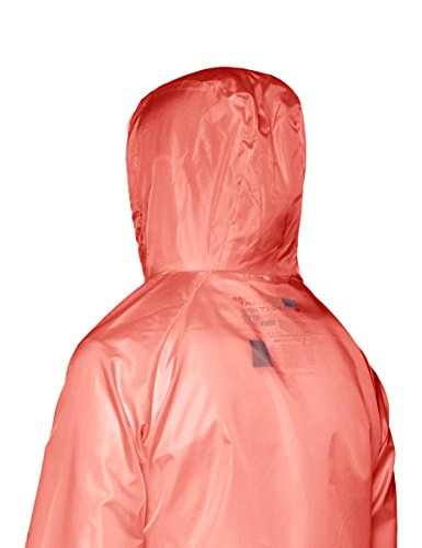 Arancione Donna Impermeabile Coral Geographical Norway Coral Giacca ZtEIf