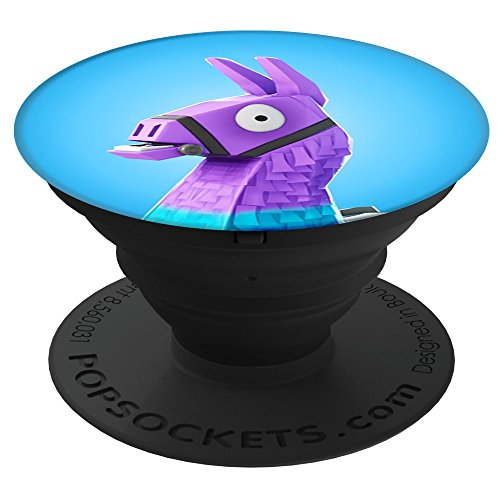 Electronics : Fortnite Llama PopSockets Stand for Smartphones and Tablets