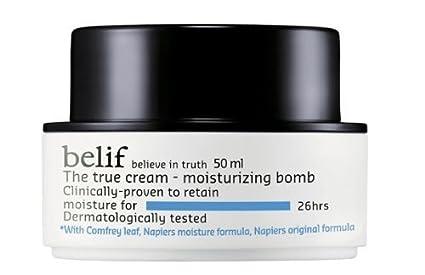 belif Korean Cosmetics The True Cream Moisturizing Bomb,