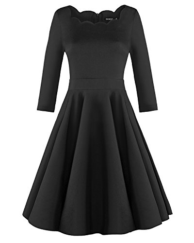 Black Funeral Dress: Amazon.com